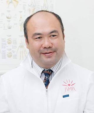 愛知県 一歩堂こくぶん鍼灸院 代表 國分 俊明先生