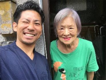 東大阪市 衣摺 70代女性 Y・M 様