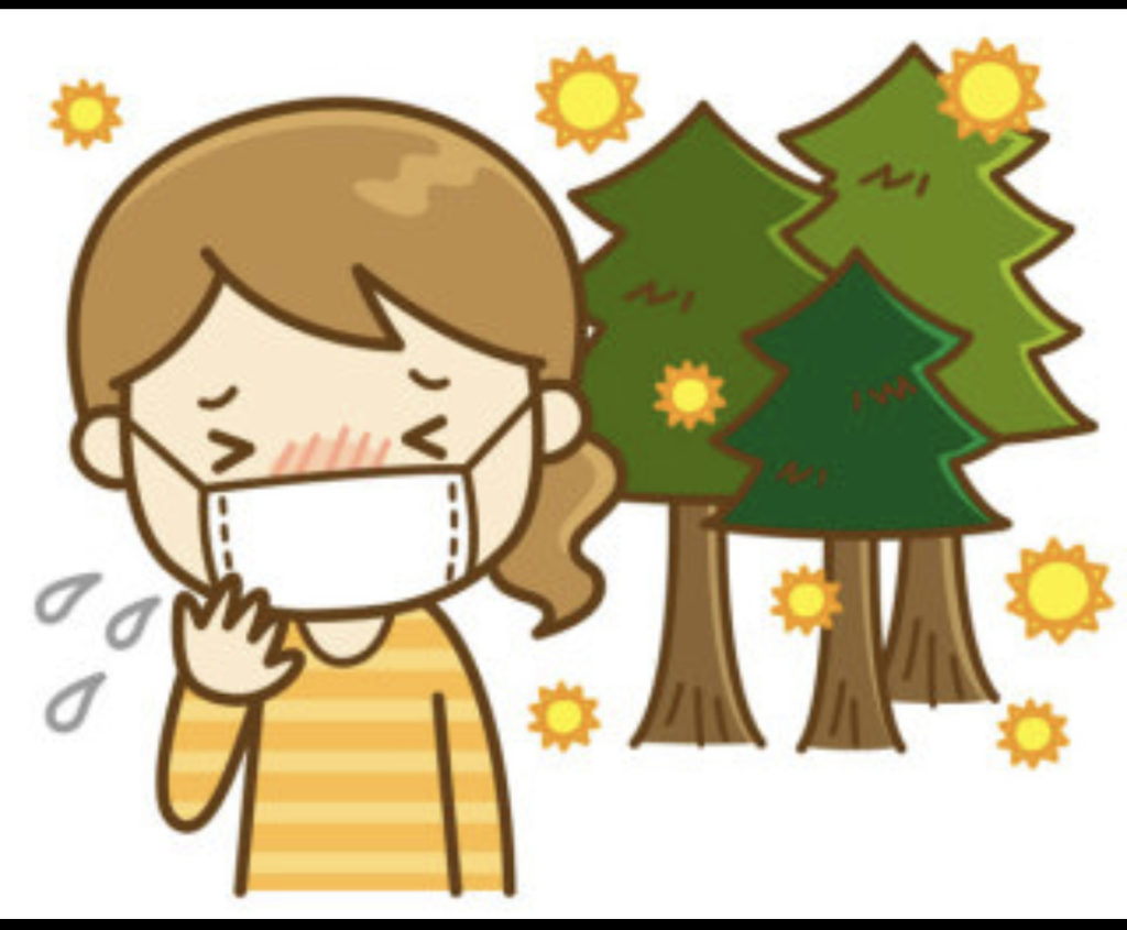 花粉症対策!!口呼吸を改善する方法